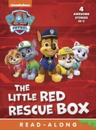 The Little Red Rescue Box (PAW Patrol) by Nickelodeon Publishing