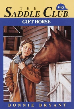 Book Gift Horse by Bonnie Bryant