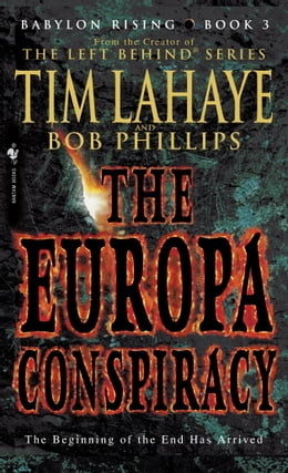 Book Babylon Rising Book 3: The Europa Conspiracy by Tim LaHaye