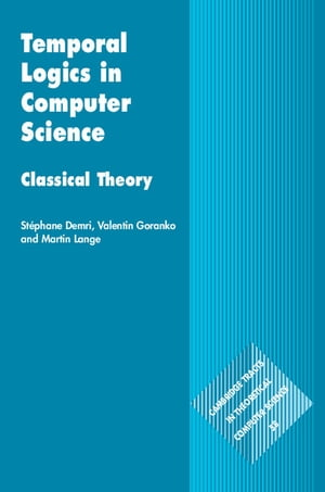 Temporal Logics in Computer Science Finite-State Systems
