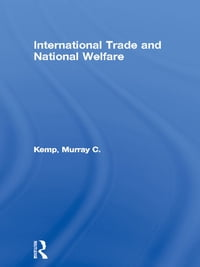 International Trade and National Welfare