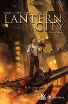 Lantern City #1 by Matthew Daley