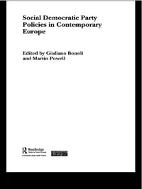 Social Democratic Party Policies in Contemporary Europe