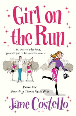 Book Girl on the Run by Jane Costello