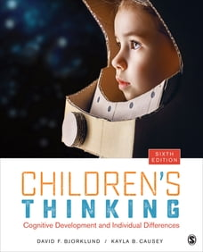 Children's Thinking: Cognitive Development and Individual Differences