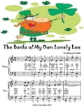 Banks of My Own Lovely Lee - Easy Piano Sheet Music Junior Edition 55986c68-8db7-4034-a70d-be30d7835c02