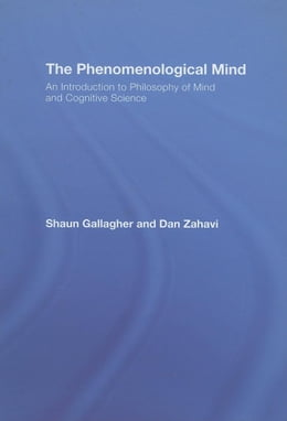 Book The Phenomenological Mind by Ghallagher, Shaun