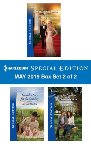 Harlequin Special Edition May 2019 - Box Set 2 of 2 by Christine Rimmer