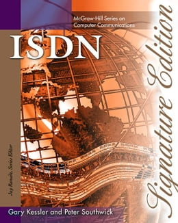 Book ISDN: Concepts, Facilities, and Services, Signature by Kessler, Gary