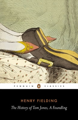 Book The History of Tom Jones by Henry Fielding