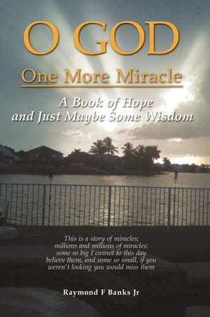 O God One More Miracle A Book of Hope and Just Maybe Some Wisdom