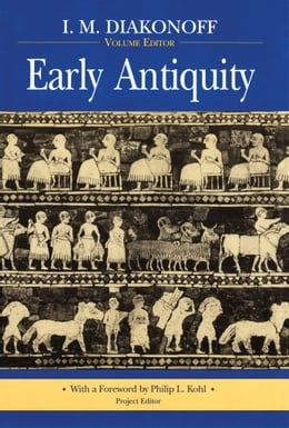 Book Early Antiquity by I. M. Diakonoff