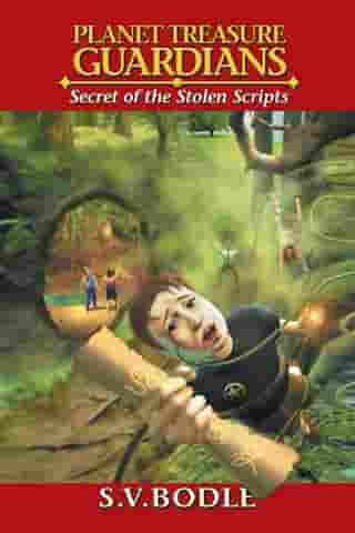 Planet Treasure Guardians : Secret of the Stolen Scripts