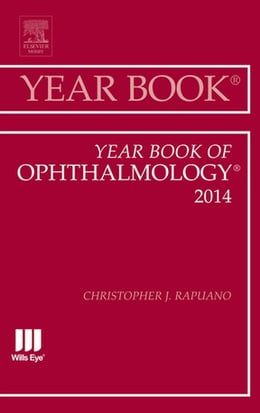 Book Year Book of Ophthalmology 2014, by Christopher J. Rapuano