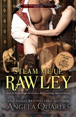 Book Steam Me Up, Rawley by Angela Quarles