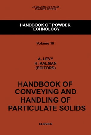 Handbook of Conveying and Handling of Particulate Solids