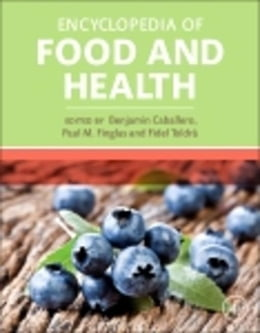 Book Encyclopedia of Food and Health by Caballero, Benjamin