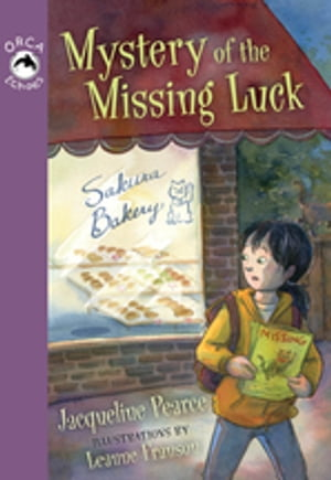 Mystery of the Missing Luck by Jacqueline Pearce