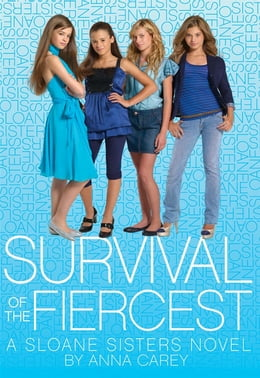 Book Survival of the Fiercest by Anna Carey