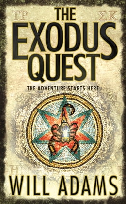Book The Exodus Quest by Will Adams