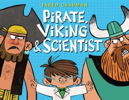 Book Pirate, Viking & Scientist by Jared Chapman