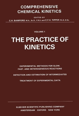 Book The Practice of Kinetics by Compton, R.G.