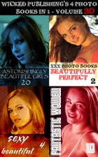 Wicked Publishing's 4 Photo Books In 1 - Volume 20 by Rita Astley