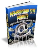 Membership Site Profits by Anonymous