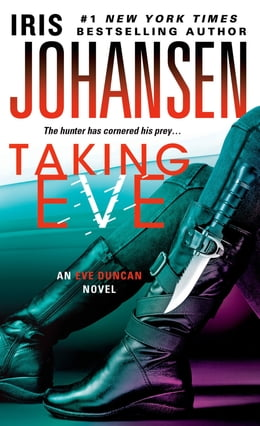 Book Taking Eve by Iris Johansen