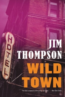 Book Wild Town by Jim Thompson
