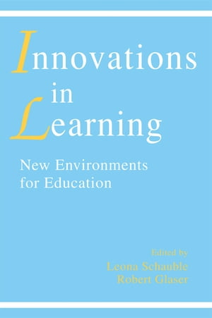 innovations in Learning New Environments for Education