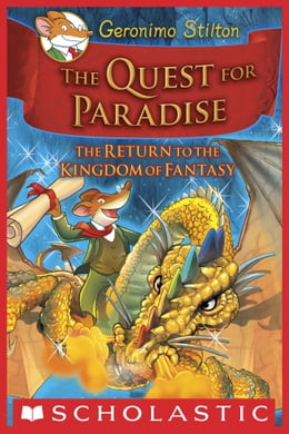Book Geronimo Stilton and the Kingdom of Fantasy #2: The Quest for Paradise by Geronimo Stilton