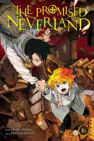 The Promised Neverland, Vol. 16: Lost Boy by Kaiu Shirai