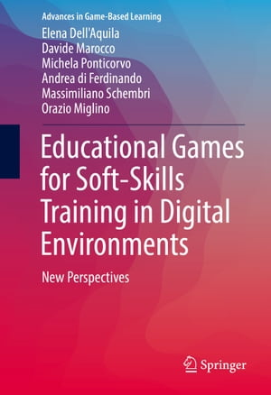 Educational Games for Soft-Skills Training in Digital Environments: New Perspectives