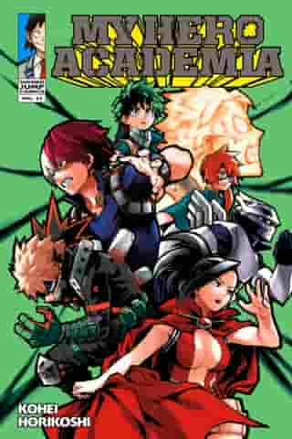 My Hero Academia, Vol. 22: That Which Is Inherited
