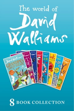 Book The World of David Walliams: 8 Book Collection (The Boy in the Dress, Mr Stink, Billionaire Boy… by David Walliams
