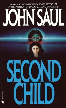 Book Second Child by John Saul