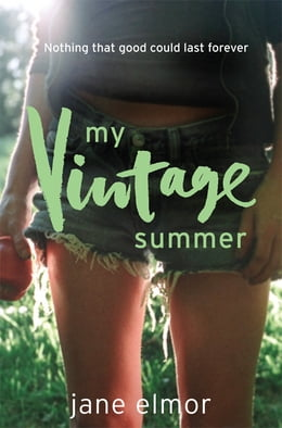 Book My Vintage Summer by Jane Elmor