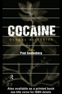 Book Cocaine by Gootenberg, Paul