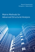 Matrix Methods for Advanced Structural Analysis 729cee6e-6150-4cf0-b162-39d1190862cd