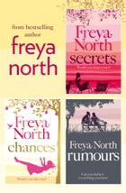 Freya North 3-Book Collection: Secrets, Chances, Rumours by Freya North