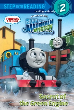 Book Secret of the Green Engine (Thomas & Friends) by Richard Courtney