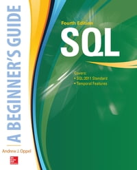 SQL: A Beginner's Guide, Fourth Edition