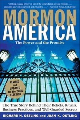 Book Mormon America - Rev. Ed.: The Power and the Promise by Richard Ostling