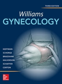 Williams Gynecology, Third Edition