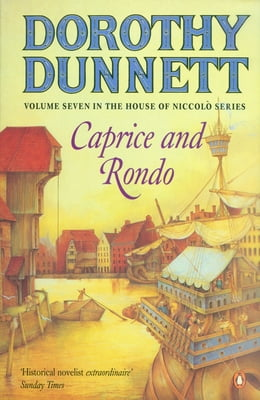 Book Caprice And Rondo: The House of Niccolo by Dorothy Dunnett
