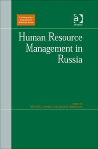Human Resource Management in Russia