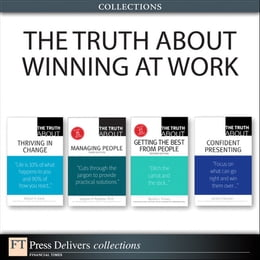 Book The Truth About Winning at Work (Collection) by Stephen P. Robbins