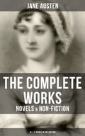 9788027230495 - Jane Austen: The Complete Works of Jane Austen: Novels & Non-Fiction (All 12 Books in One Edition) - Kniha