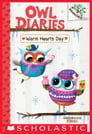 Warm Hearts Day: A Branches Book (Owl Diaries #5) Cover Image